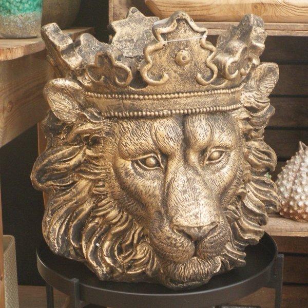 Löwenkopf zum Bepflanzen Bild 1