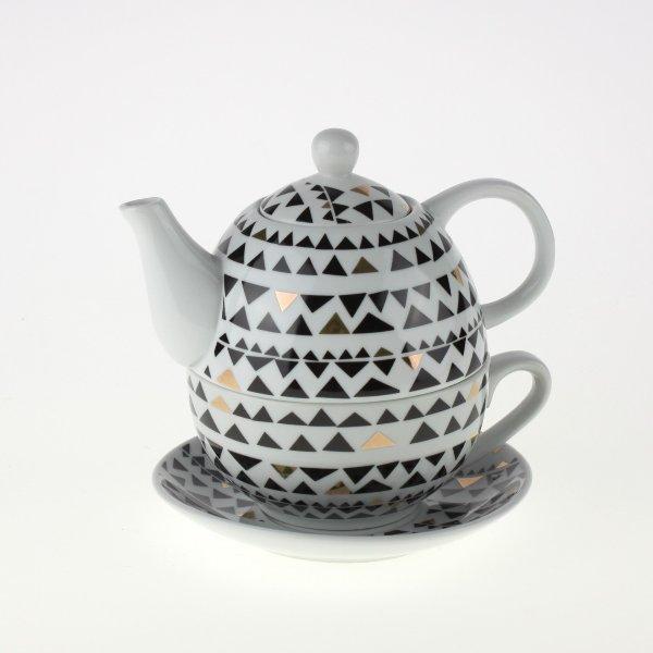 Tea-for-one Ethno Bild 1