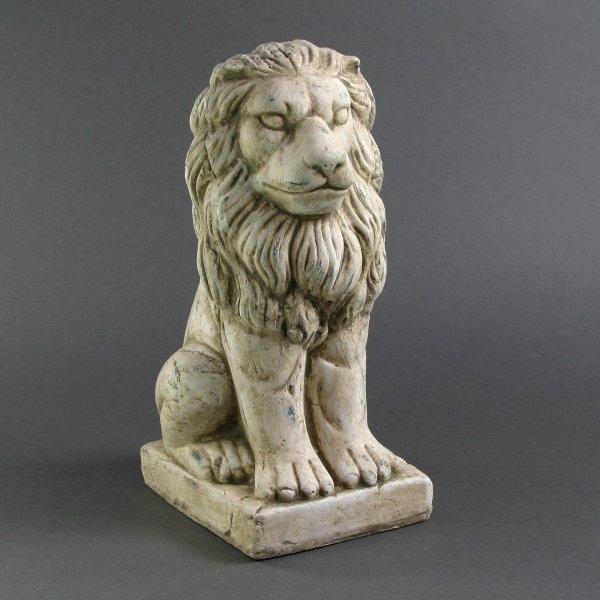 Keramiklöwe Bild 1