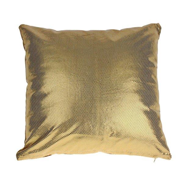Kissen Dots, beige/gold Bild 1