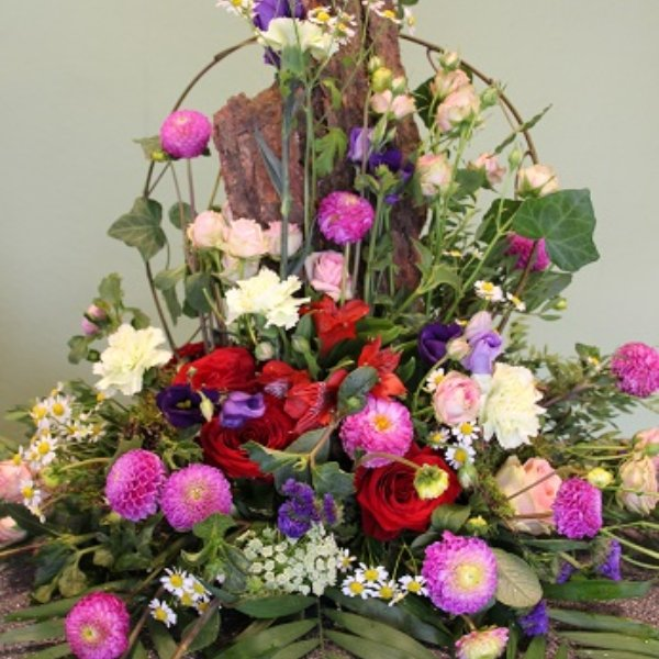 Blumengesteck Bild 2
