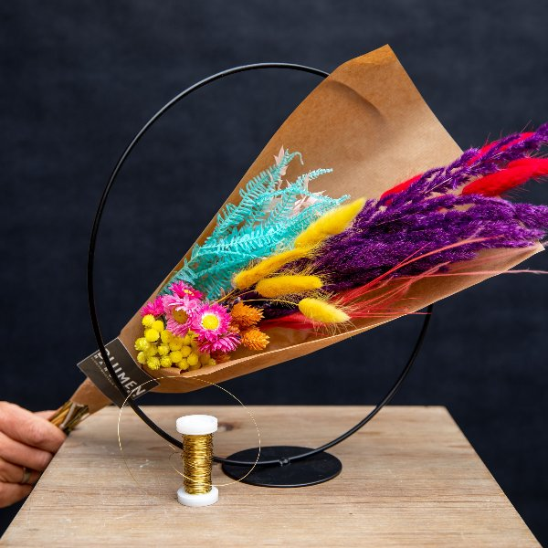 DIY- Loop Farbexplosion Bild 1