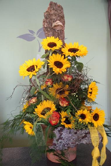 Blumengesteck Bild 3