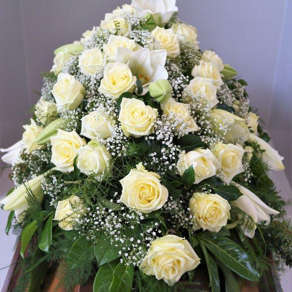 Weiße Blütenpracht Bild 1