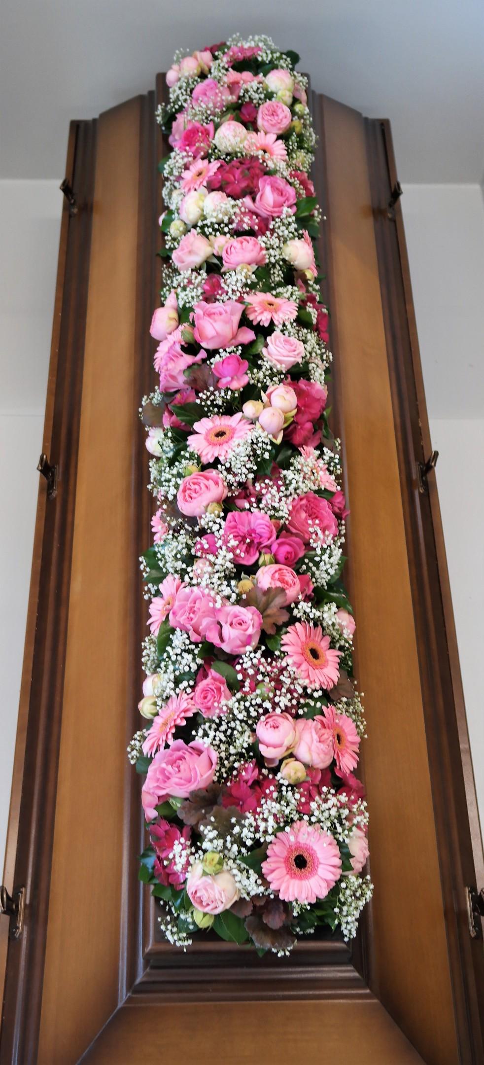 Rosa Linie Bild 2