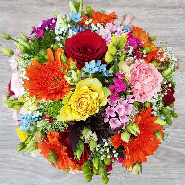 Blütenvielfalt Bild 1