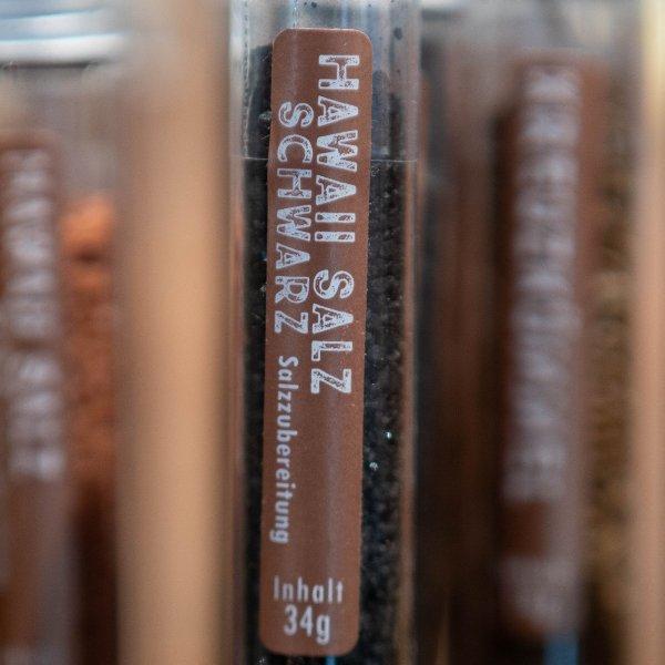 Spiceworkks Hawaii Salz Schwarz Bild 1