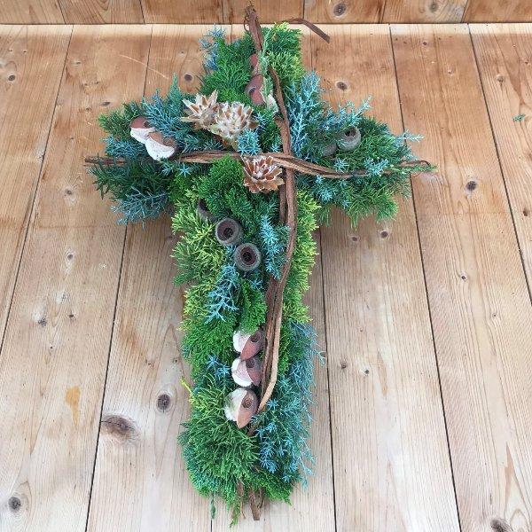 Grünes Kreuz Bild 1