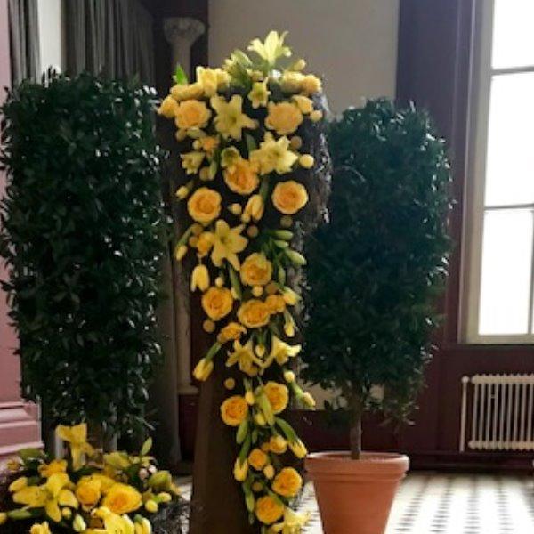 Blütenband Bild 1