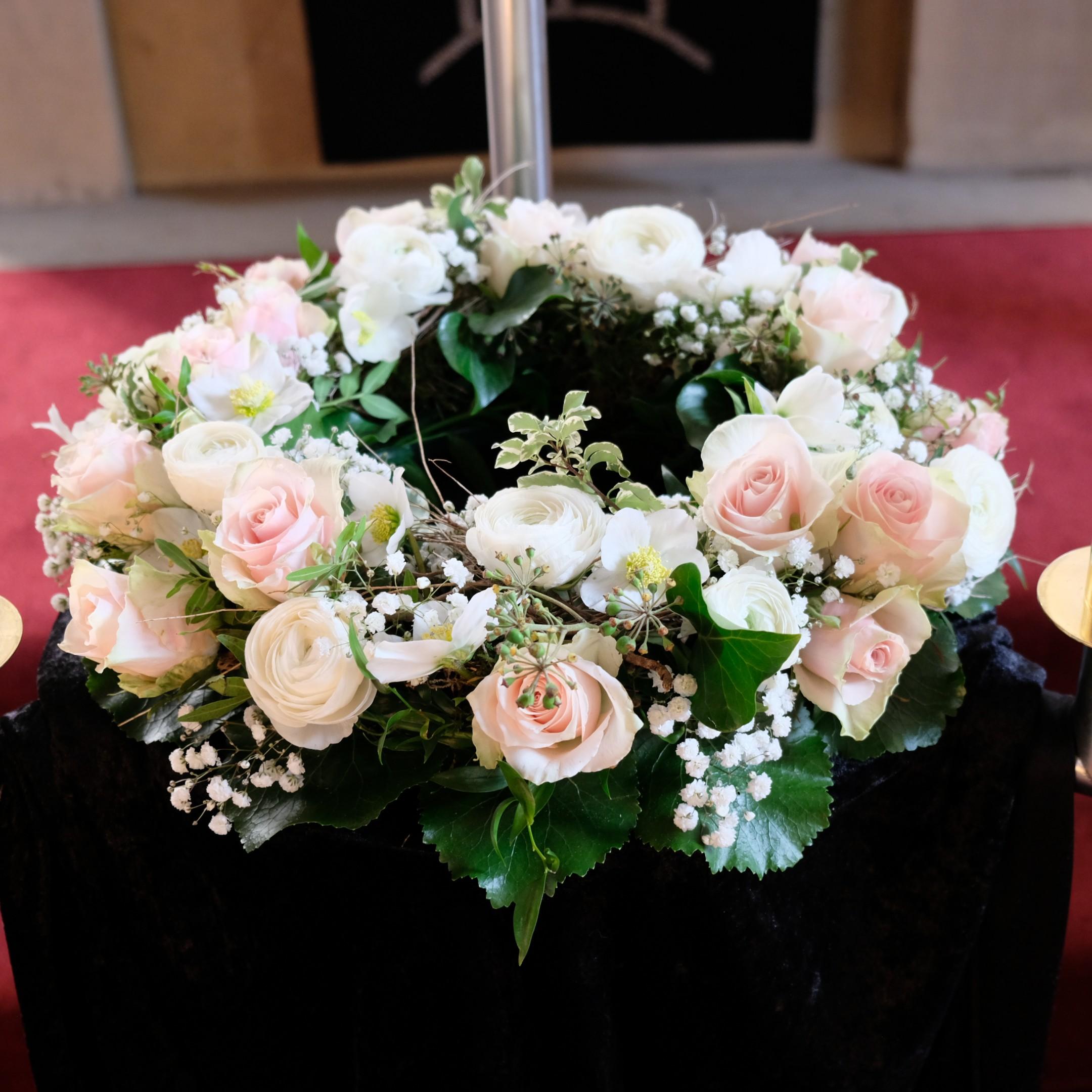 Blütenkranz Bild 3