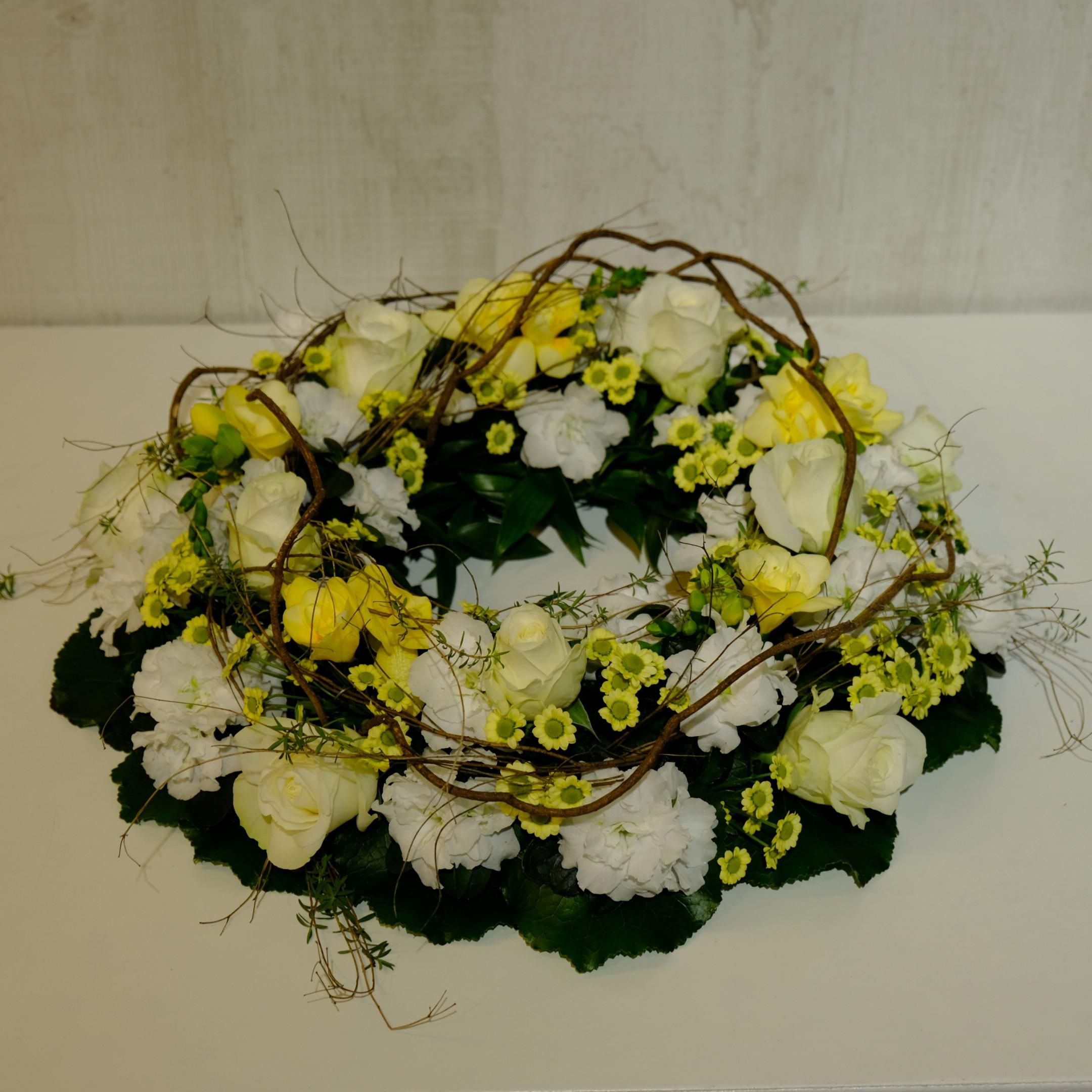Blütenkranz Bild 5