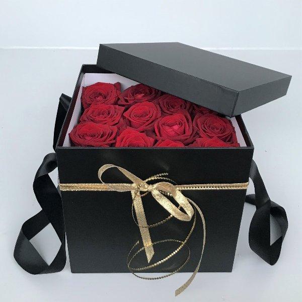 Blumenbox Rosen Bild 1