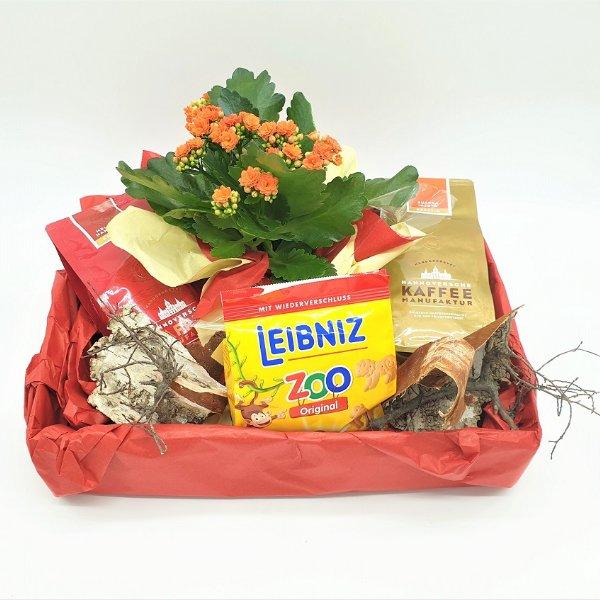 "Geschenkpräsentkorb ""Kaffee"" Bild 1"