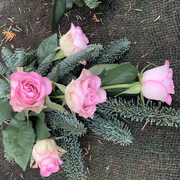 Frischblumen mittlerer Strauß Bild 1