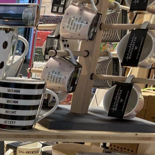 Espressotasse aus Porzellan Bild 1