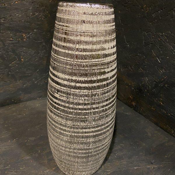 Vase silber Bild 1