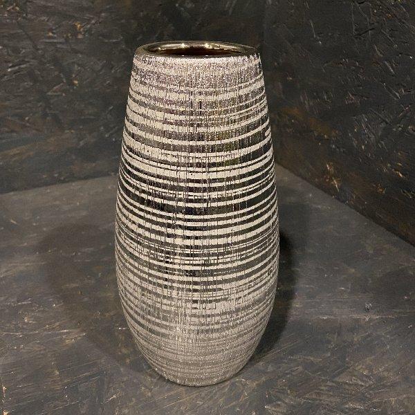 Vase silber-klein Bild 1