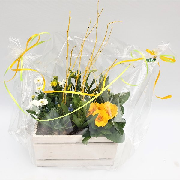 """Geschenkpräsentkorb """"Floral"""" Bild 1"""