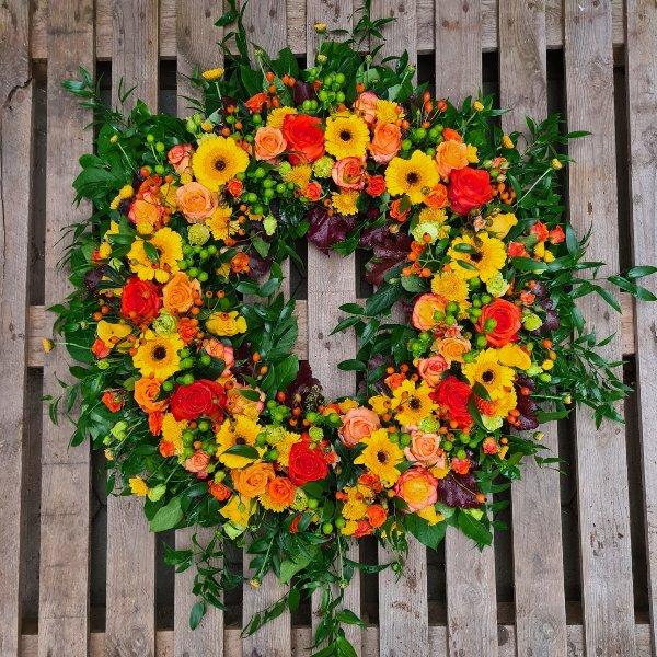 Blütenkranz Standart Bild 1