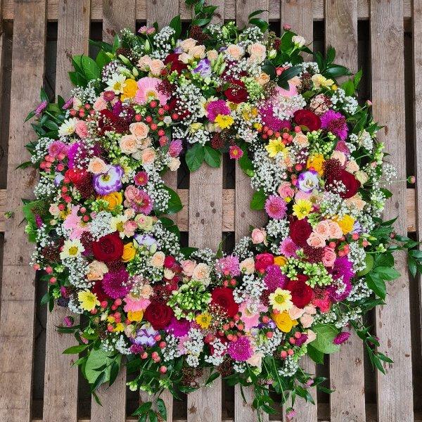 Blütenkranz Standart Bild 3