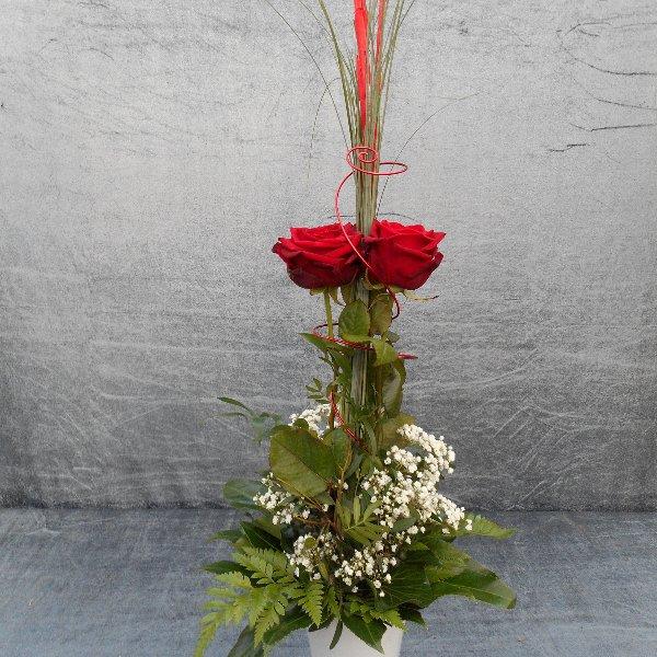 Blumenstrauß abgestuft modern Bild 1