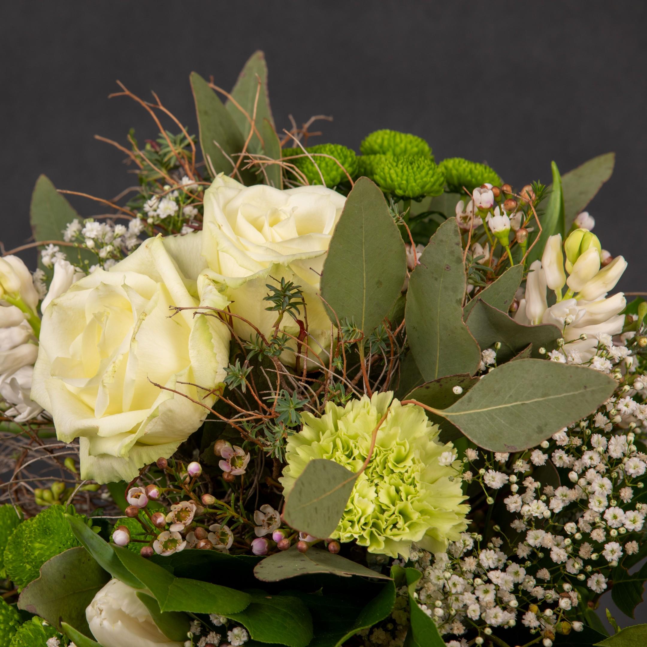 Blumenhandwerk-Abo Größe M     Straußwert € 30,- Bild 6