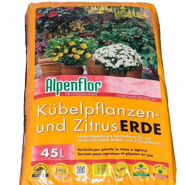 Zitrus- Kübelpflanzenerde Bild 1