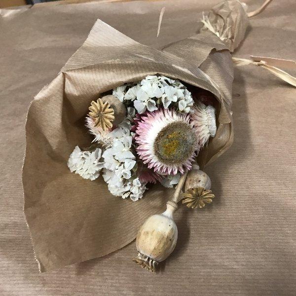 Trockenblumenbündel Bild 7