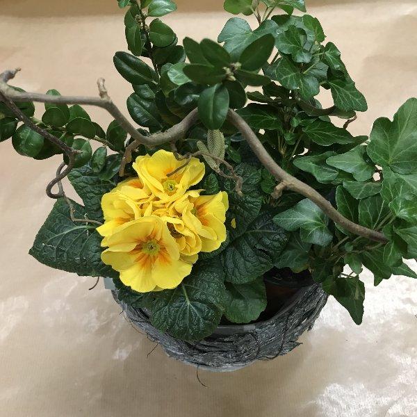 Frühlingskorb klein Bild 1