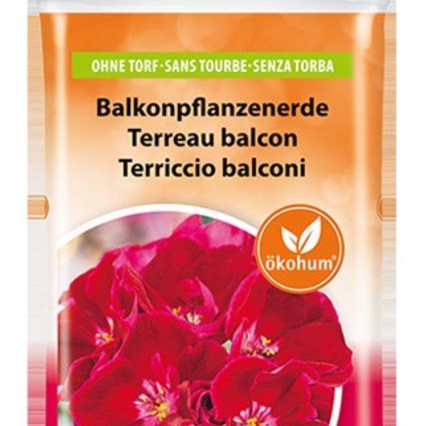 Balkonpflanzenerde Bild 1