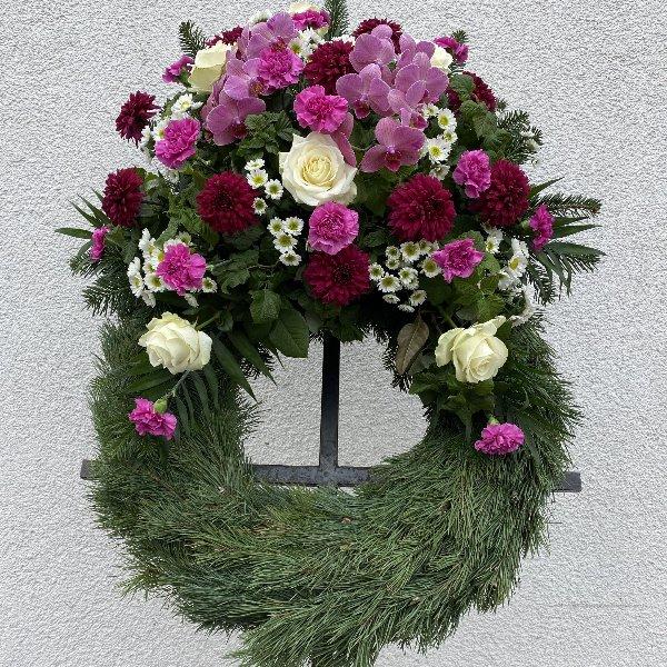 Trauerkranz klassisch  Maui Bild 1