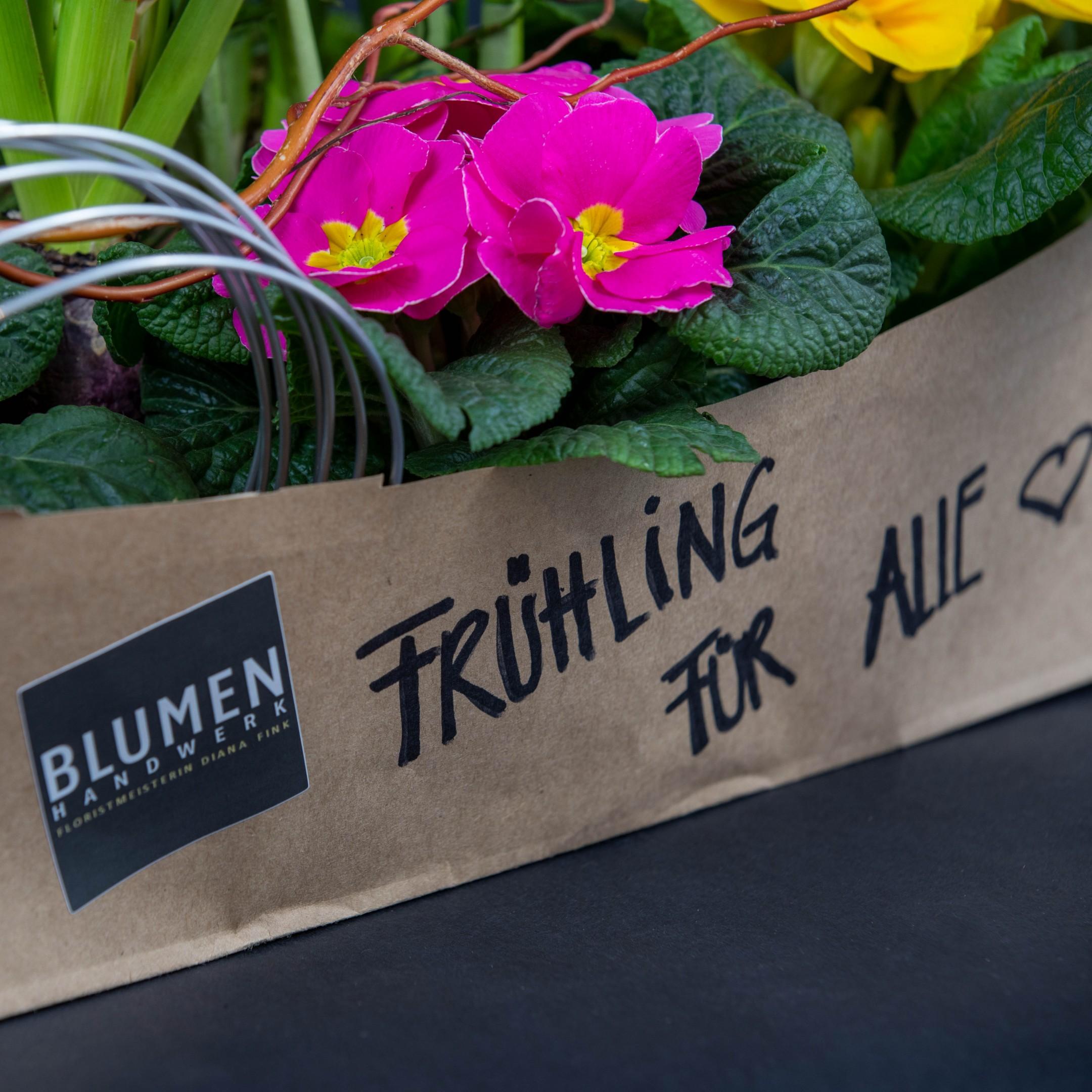 Der Blumenhandwerk Frühling für alle Bild 3