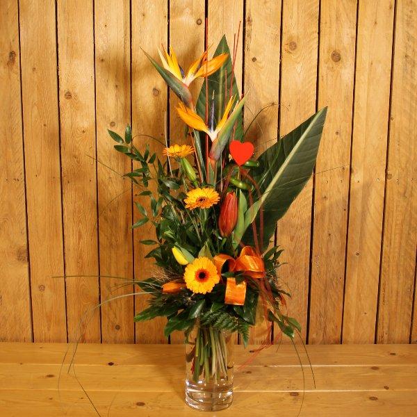 Blumenstrauß Madeira Bild 1