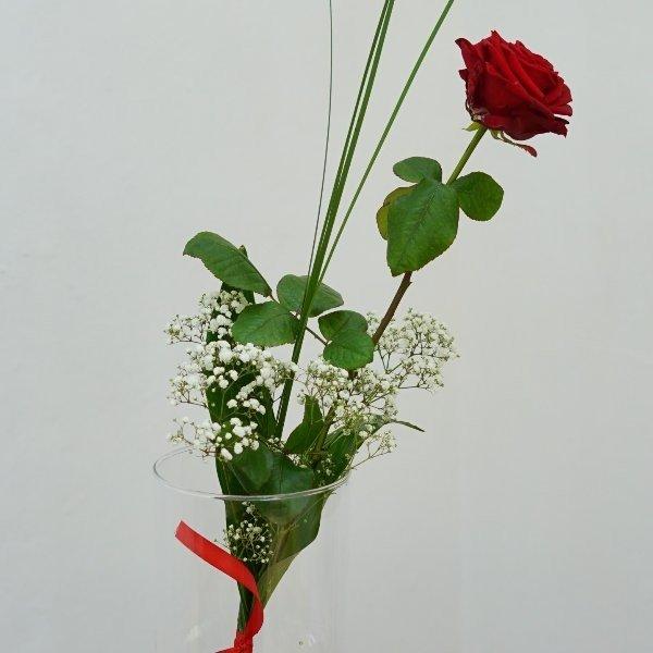 """Rosenstrauß  """"ewige Liebe"""" Bild 2"""