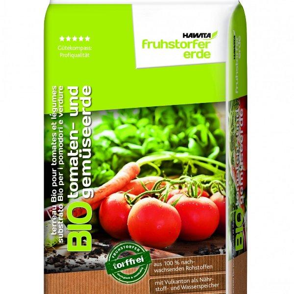 Bio Tomaten-und Gemüseerde Bild 1