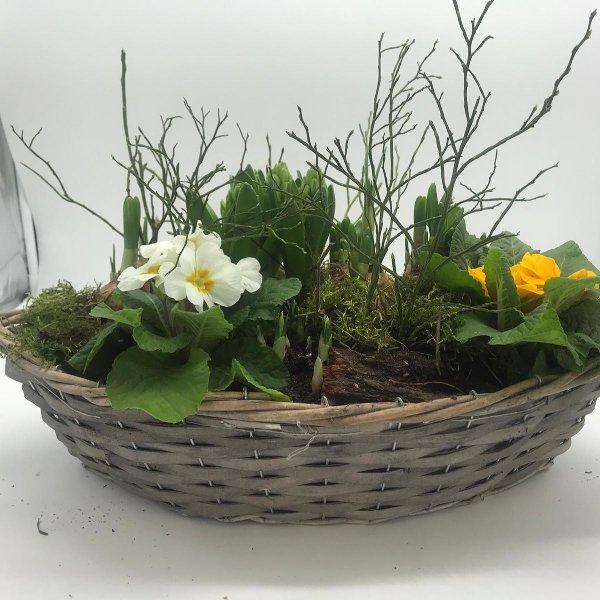 Frühlingskorb Bild 2