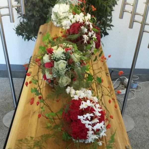"Florale Lebenskugeln ""Gartenliebe"" Bild 1"