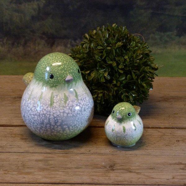 Keramik Vögel Bild 1