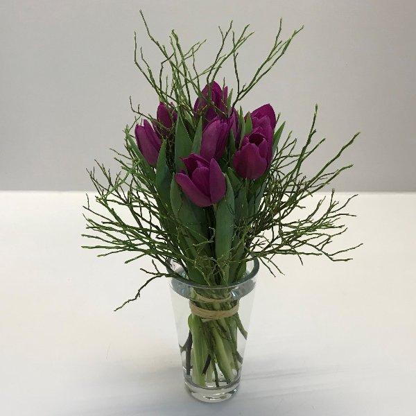 Tulpenstrauß Elegance in versch. Farben Bild 1