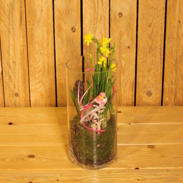 Frühling im Glas, groß Bild 1