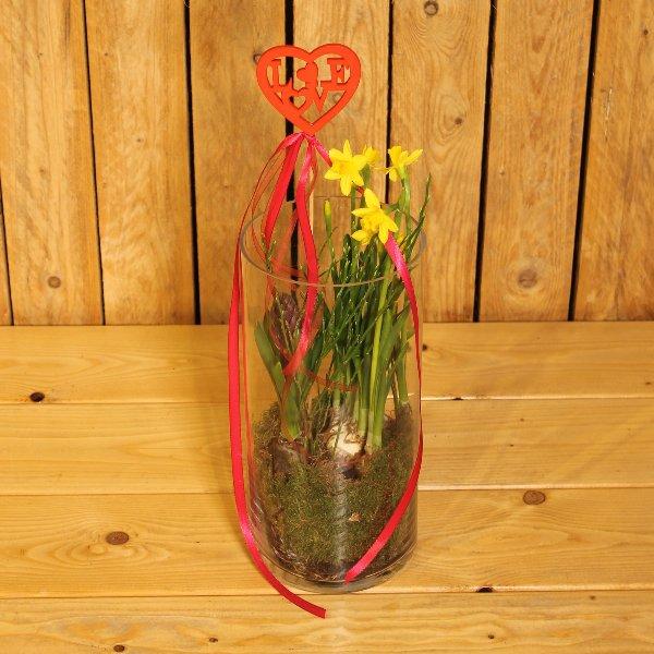 Frühling im Glas, groß Bild 2