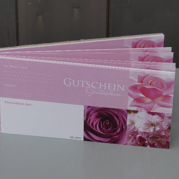 Geschenkgutschein Blumen Liebl Bild 1