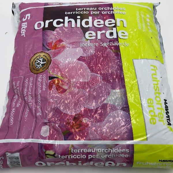 Orchideenerde Bild 1