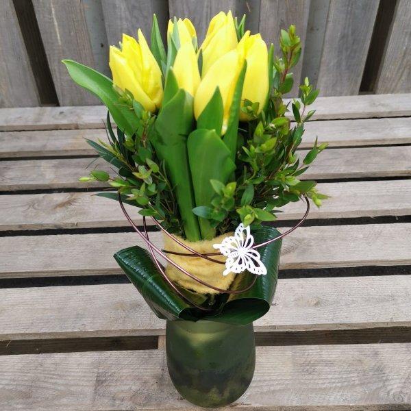 Tulpenstrauß klein Bild 1