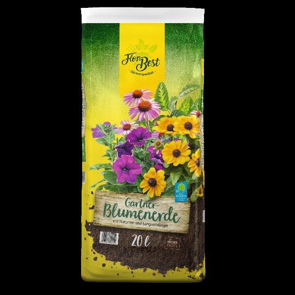 Florbest Blumenerde 20l Bild 1