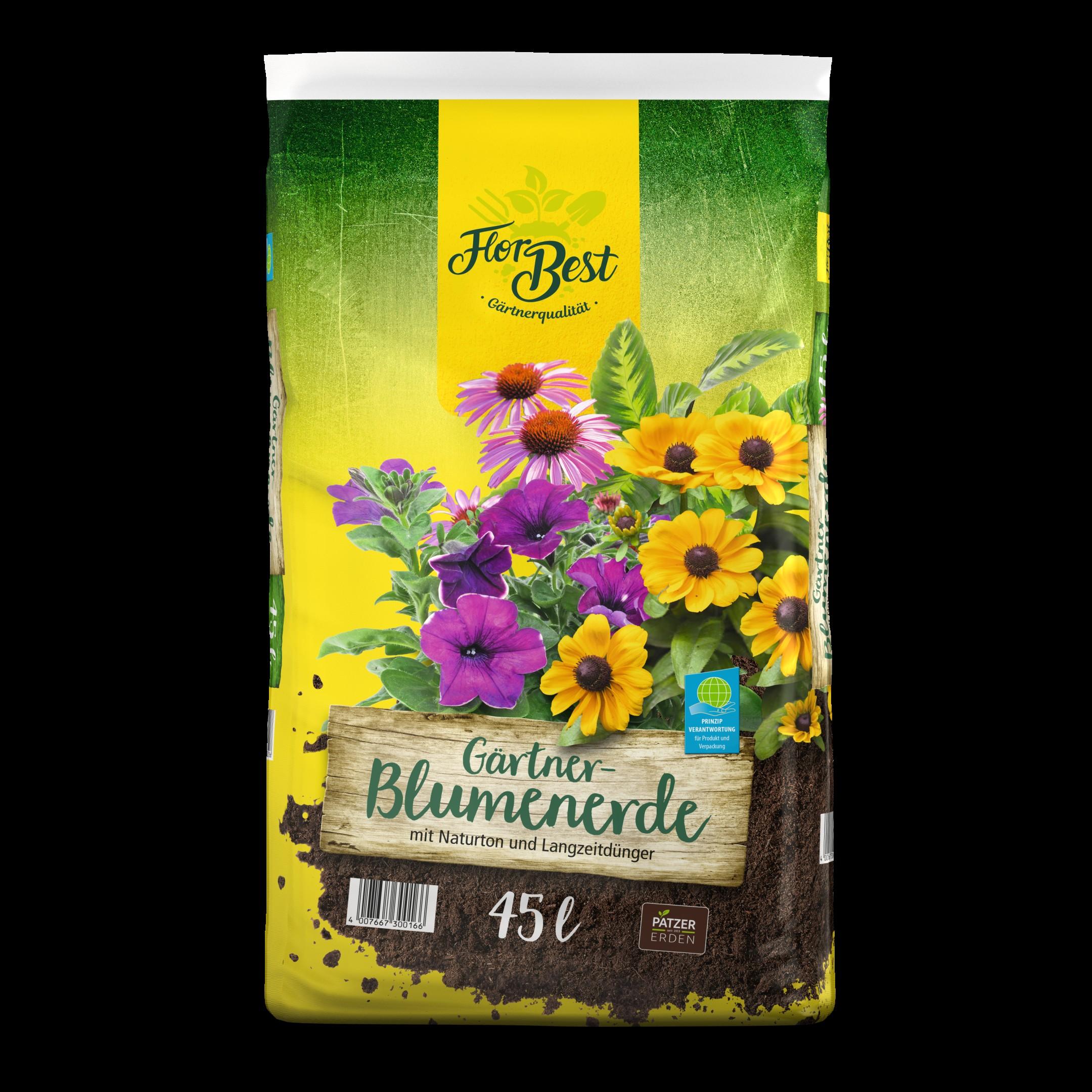 Florbest Blumenerde 45l Bild 1