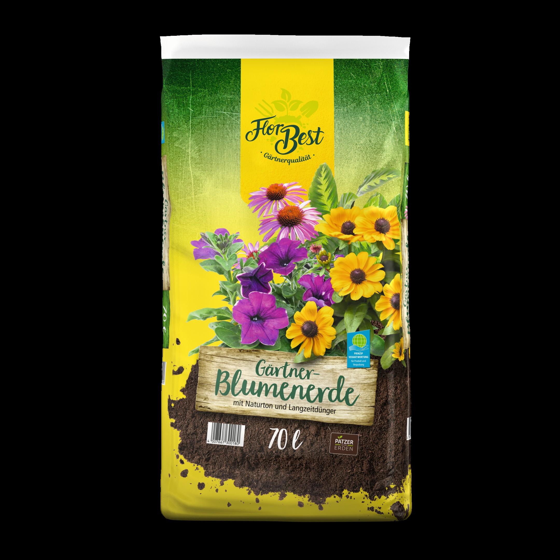 Florbest Blumenerde 70l Bild 1