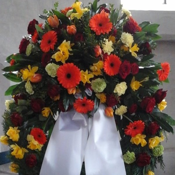 Trauerkranz 91045 Bild 1
