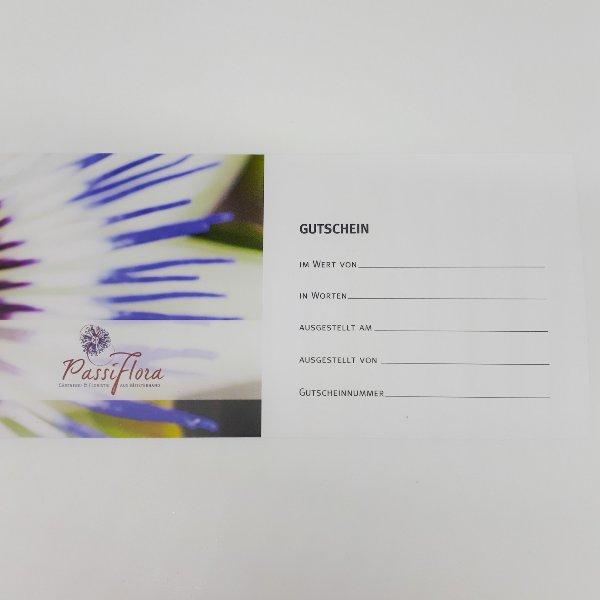 Gutschein vom PassiFlora Bild 2