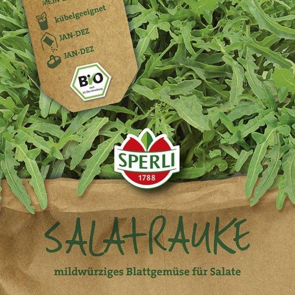Salatrauke - Bio-Saatgut Bild 1